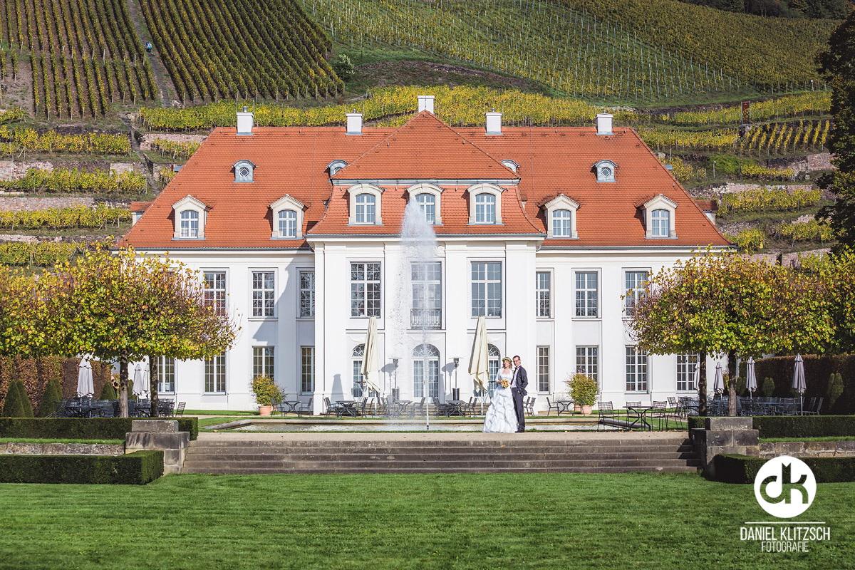 Hochzeit auf Schloss Wackerbarth – Martin und Kerstin von Mielecki