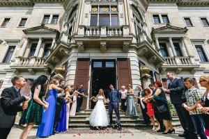 Hochzeit und Trauung Schloss Albrechtsberg Dresden