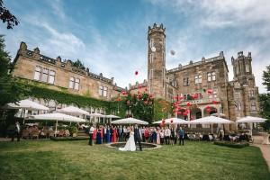 Hochzeit Schloss Eckberg Dresden 2016